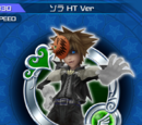 Sora Halloween Town Version
