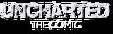 Uncharted comic logo