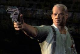 Gabriel Roman's revolver