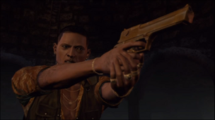 Eddy's Golden Gun