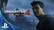 Uncharted 4 A Thief's End Gameplay Video - 2014 PlayStation Experience PS4