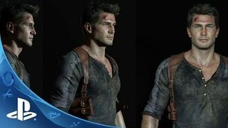 PlayStation Experience Modeling Nathan Drake Bringing an Iconic Character to PS4 Panel