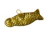 Golden Fish Charm