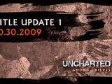 Uncharted 2: Among Thieves patches