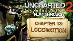 Uncharted 2 Among Thieves (PS3) - Chapter 13 Locomotion - Playthrough Gameplay