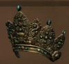 Jeweled Statue Crown