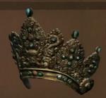 Jeweled Statue Crown