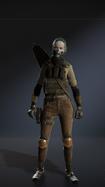 Sidekick Villain Tactical Sniper