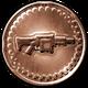 50 Kills M32-Hammer