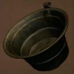 Copper Rice Measure