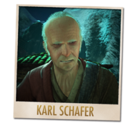 Karl Schafer (U3) multiplayer card