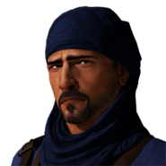 Salim avatar in U3
