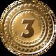 Three Medal Pickup