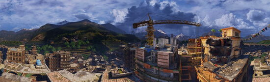 The Highrise Panorama