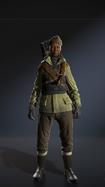 Sidekick Hero Winter Sniper