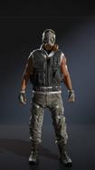 Sidekick Villain Winter Hunter