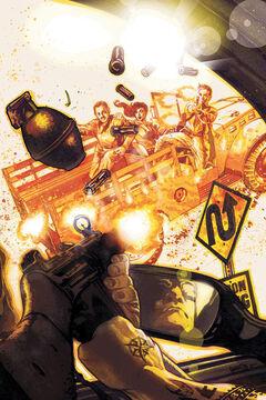 Uncharted comic 3
