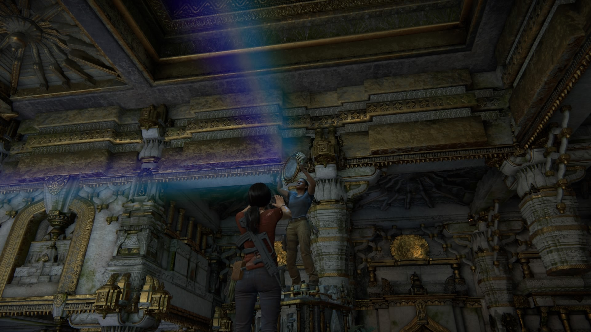 The Lost Legacy Chapter Uncharted Wiki Fandom