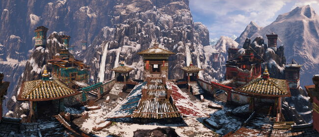 The Sanctuary Panorama