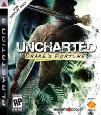 Uncharted Drake's Fortune cover-3
