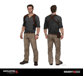 Nathan Drake Uncharted Wiki Fandom