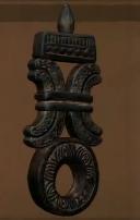 Carved Wooden Ghurra