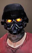 Killzone 3 Helghast Helmet