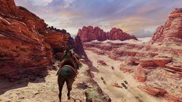 Drake on Horse U3DD PS4