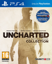 The Nathan Drake Collection front cover