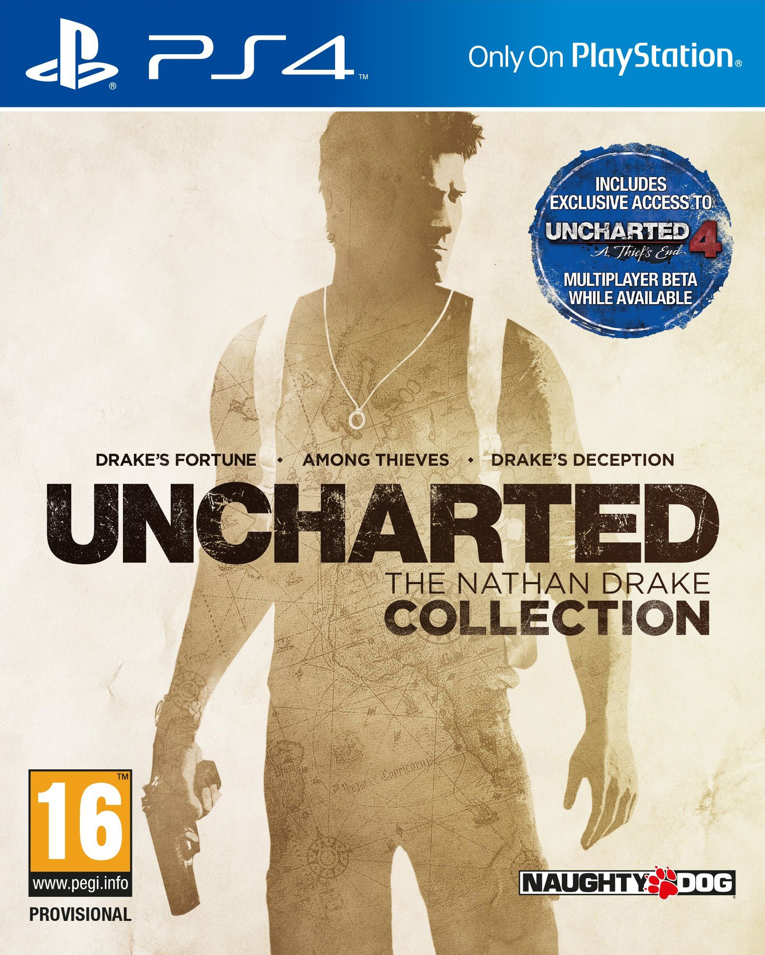 Uncharted The Nathan Drake Collection Uncharted Wiki Fandom