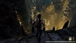 The Golden Abyss
