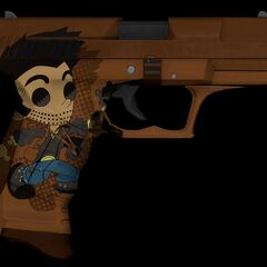 Broń Para 9 z Comic Conu