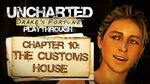 Uncharted Drake's Fortune (PS3) - Chapter 10 The Customs House - Playthrough Gameplay