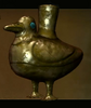 Golden Bird Vessel