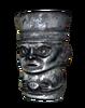 Silver Inca Vessel