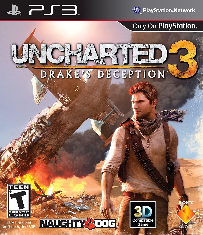 Uncharted 3 Drake S Deception Uncharted Wiki Fandom