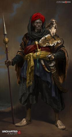 Hyoung-nam-pirate Tarik bin-Malik