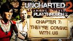 Uncharted 2 Among Thieves (PS3) - Chapter 7 They're Coming with Us - Playthrough Gameplay