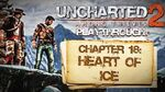 Uncharted 2 Among Thieves (PS3) - Chapter 18 Heart of Ice - Playthrough Gameplay