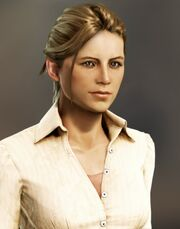 Elena Fisher Uncharted 2 render
