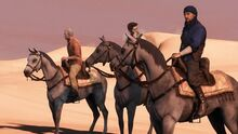 Horseback U3DD PS4