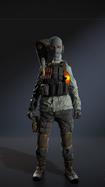 Sidekick Villain Winter Sniper