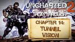 Uncharted 2 Among Thieves (PS3) - Chapter 14 Tunnel Vision - Playthrough Gameplay