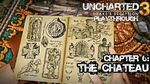 Uncharted 3 Drake's Deception (PS3) - Chapter 6 The Chateau - Playthrough Gameplay