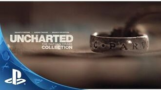 UNCHARTED The Nathan Drake Collection Announce Video