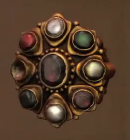 Nine Jewel Ring