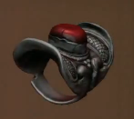 Tibetan Saddle Ring