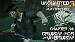 Uncharted 3 Drake's Deception (PS3) - Chapter 14 Cruisin' for a Bruisin' - Playthrough Gameplay