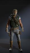 Sidekick Hero Tactical Hunter