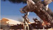 Nate near Cargo Plane Wreck